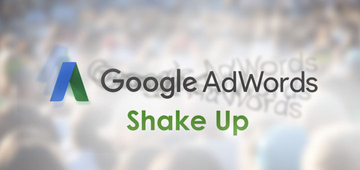 "AdWords ""Shake Up"""